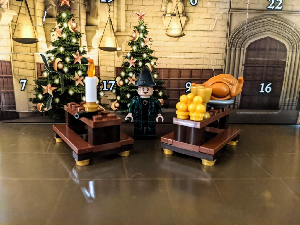 Daily Review 2019 Lego Harry Potter Advent Calendar Brickgeekz
